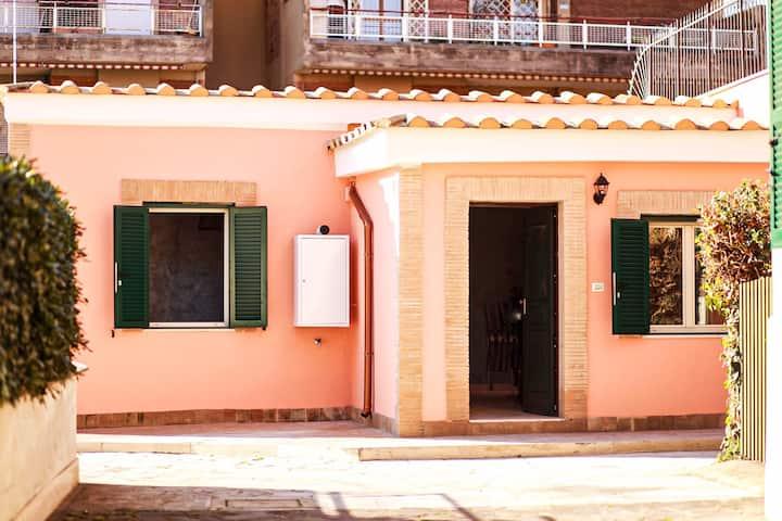 Villino Petit Maison via dei Brusati 66