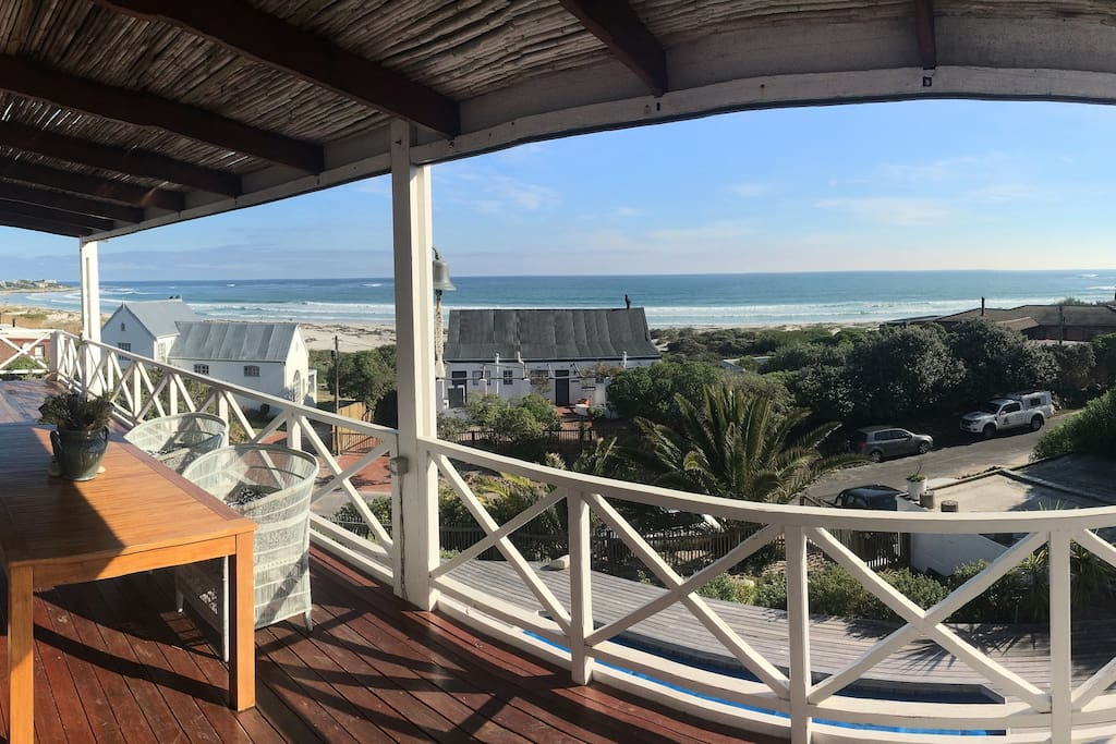 Great views from our deck!
