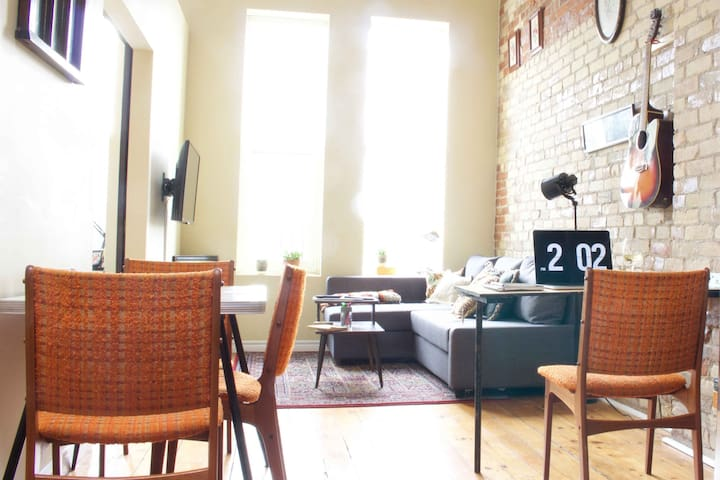 The Welly East - Downtown Stratford - Stratford - Loft-asunto