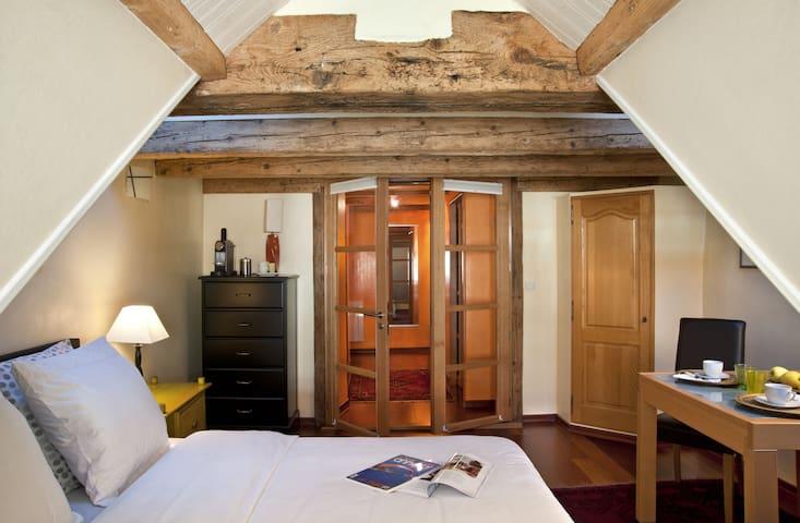 Le Rousseau meublé de tourisme classé 3 étoiles