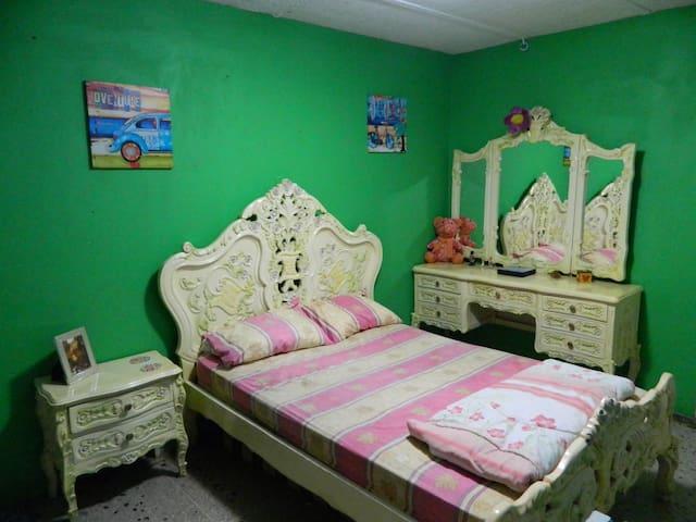 Habitación y baño privado - Maracaibo - Dům