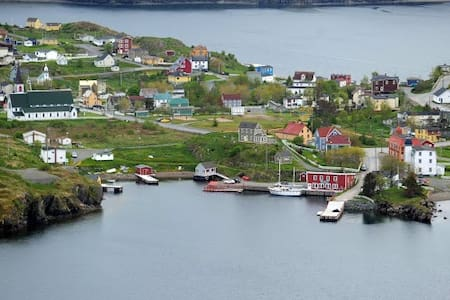 In the Heart of Historic Trinity Newfoundland