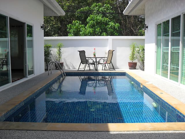 Nam Jai Villa 2 Bedroom with Pool in Rawai