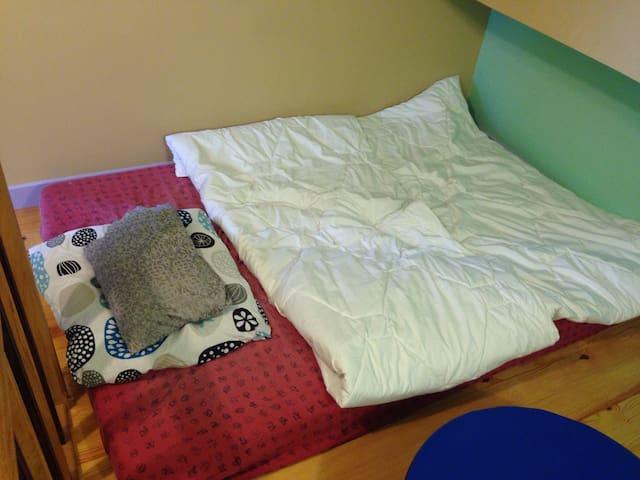Charmante mezzanine, convivial - Tours - Bed & Breakfast