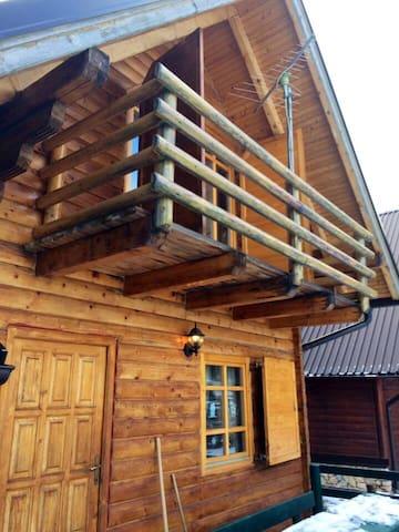 Planinska kuća Pasosasa