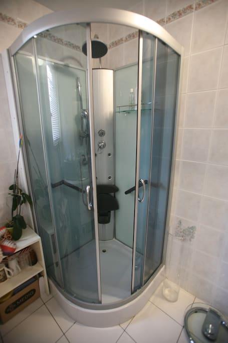 douche salle d'eau