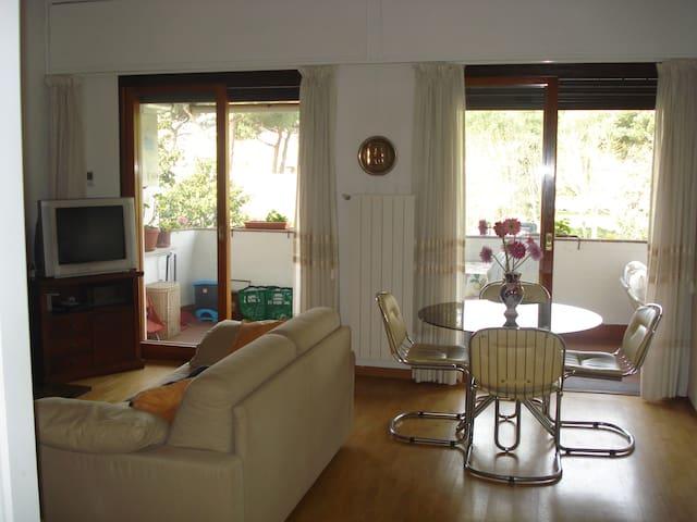 Delizioso appartamento nel verde - Roma - Daire