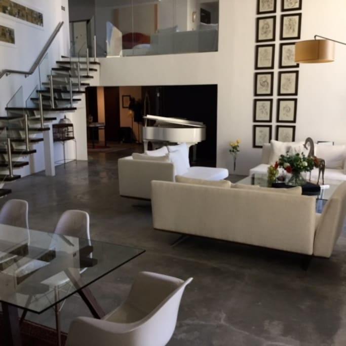 Luxury 2 Bedroom Loft Apartment By The Beach Jbr Lofts