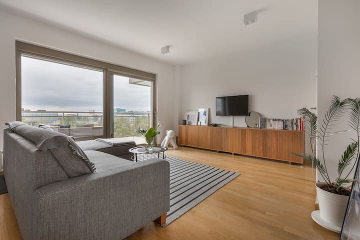 Modern flat Bundek | Perfect Spot | Free Parking