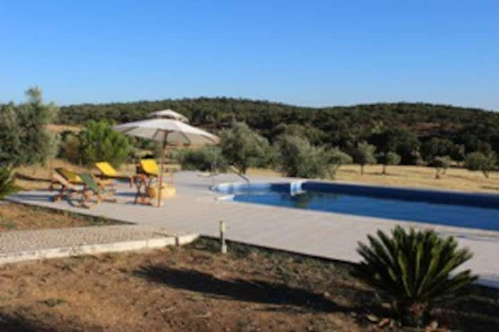 Alentejo Country House with Pool