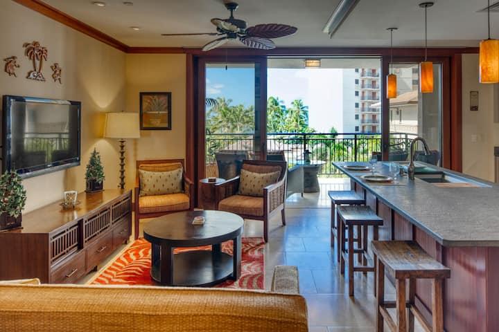 Cozy Ocean View Villa 403