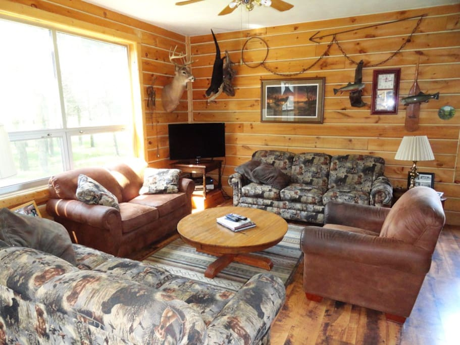 Your home away from home in the heart of the Upper Peninsula.