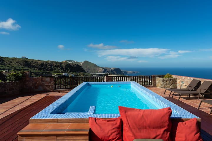 Villa Alba - Private Pool & Fantastic Views