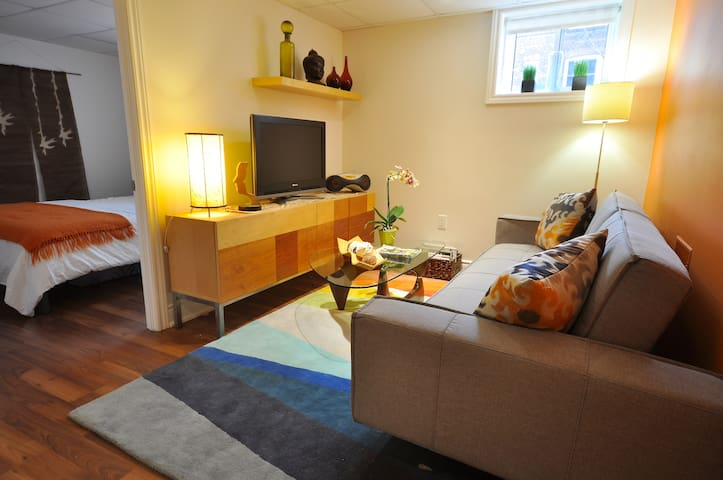 Great Family-Friendly Toronto apt. - Toronto - Ház