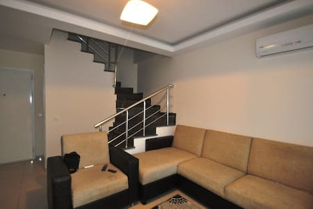 Sharing is Caring. cosy duplex in oba