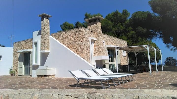 Villa delle Agave da  2 a 9 persone