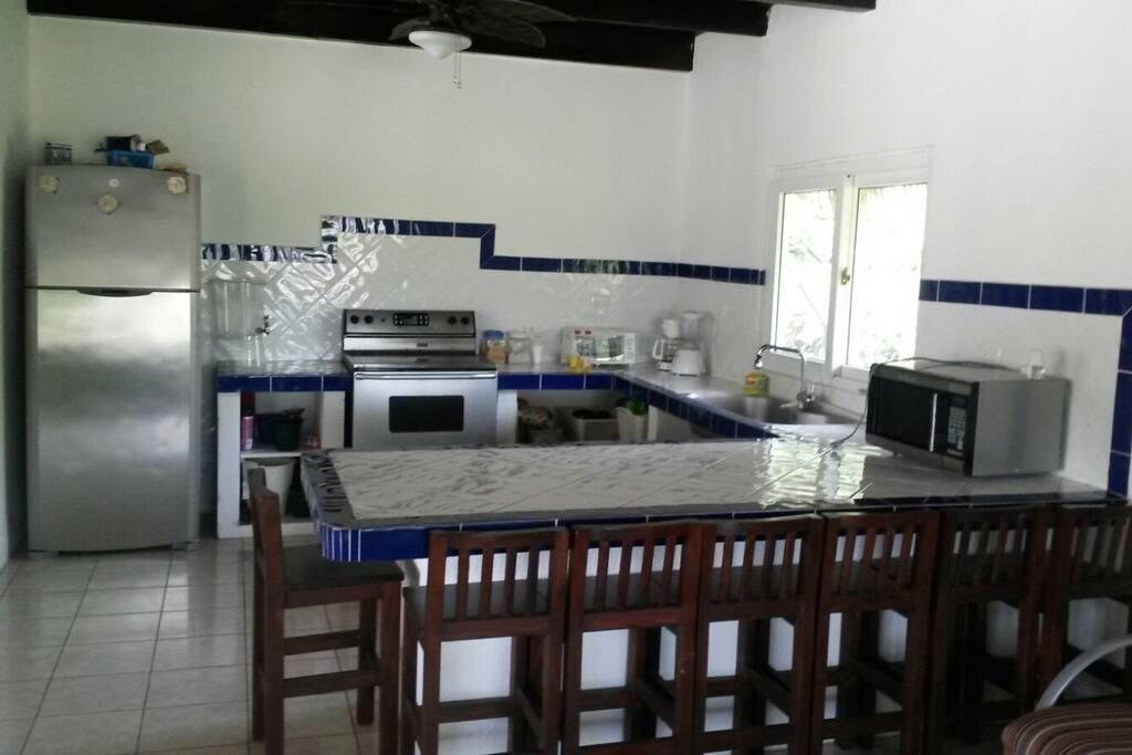 Cocina y Sala