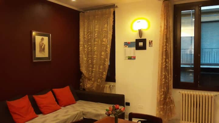 Comfortable house in the center of Cerro Maggiore