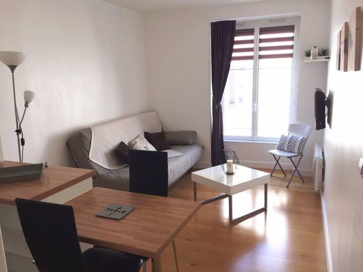 Studio centre La Rochelle