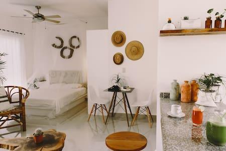 Eco-Chic Studio & healthy breakfast - Tulum - Bed & Breakfast