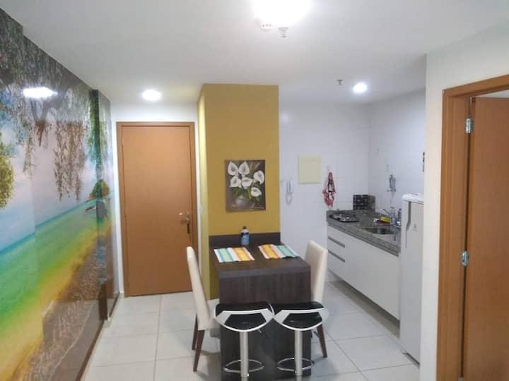 Apart hotel Spot H-plus - Águas Claras - DF