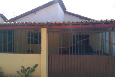 Casa confortável e perto do mar - Barra do Cunhaú - House