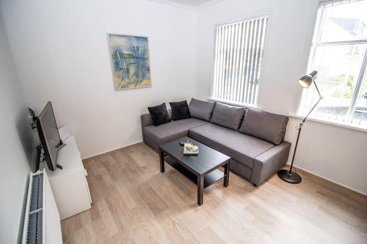 Sunny Reykjavík Apartment - Best Location