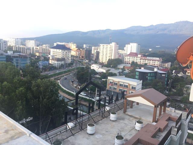 Mountain View Condominium - Chiang Mai - Condominio