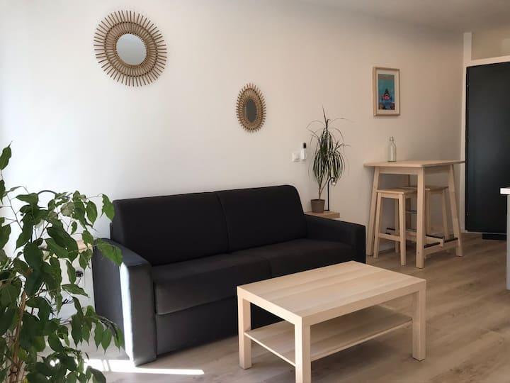 Toulon Vieille Ville : Superbe Studio