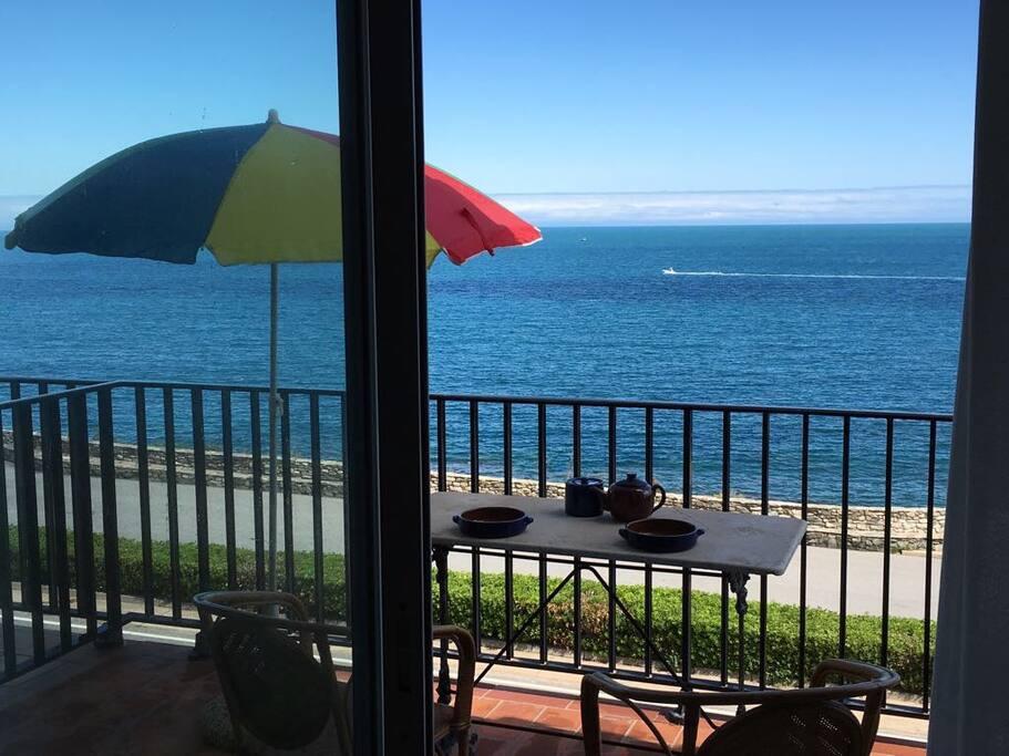 Encantador apartament on el protagonista és el mar