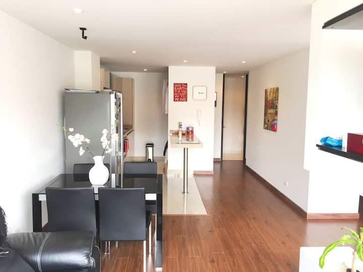 * Brand new building and Apartment Thu Lieu