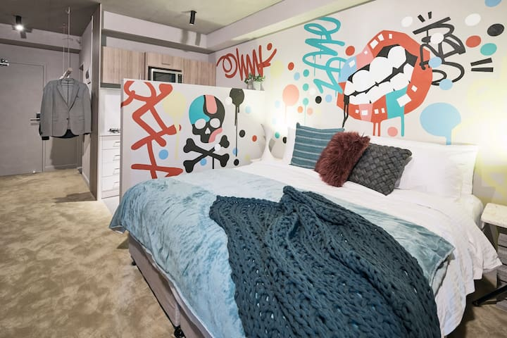 Comfy Stay  in Sydney 10min to CBD (Moonshiner)