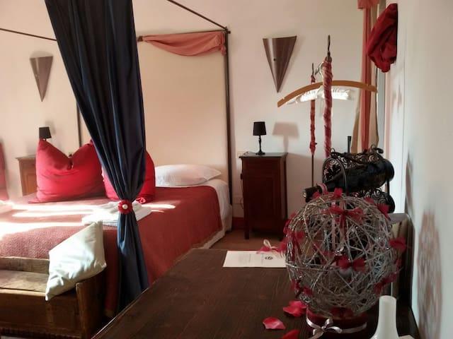 Stanza della seta - Castel San Giovanni - Bed & Breakfast