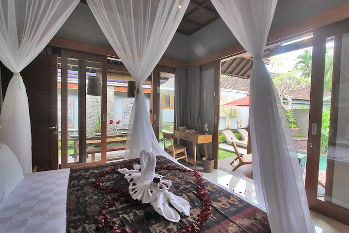 2BR Tranquil Paradise Villa with Private pool