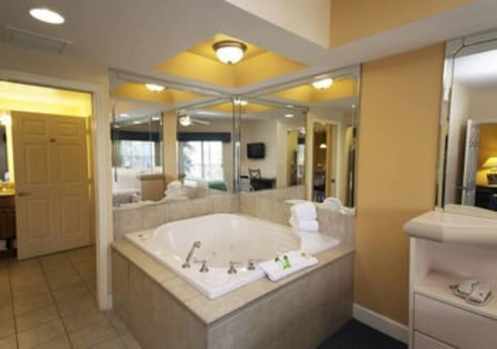 One Bedroom Villa.