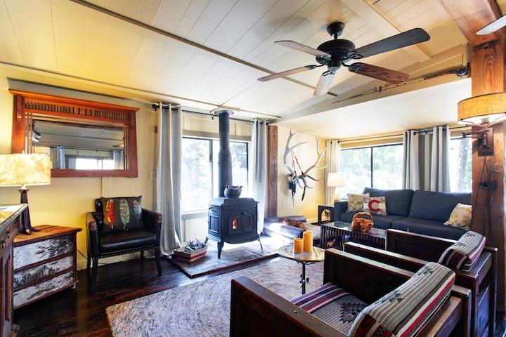 Mountainlicious Cabin! Incredible Location No Fee!