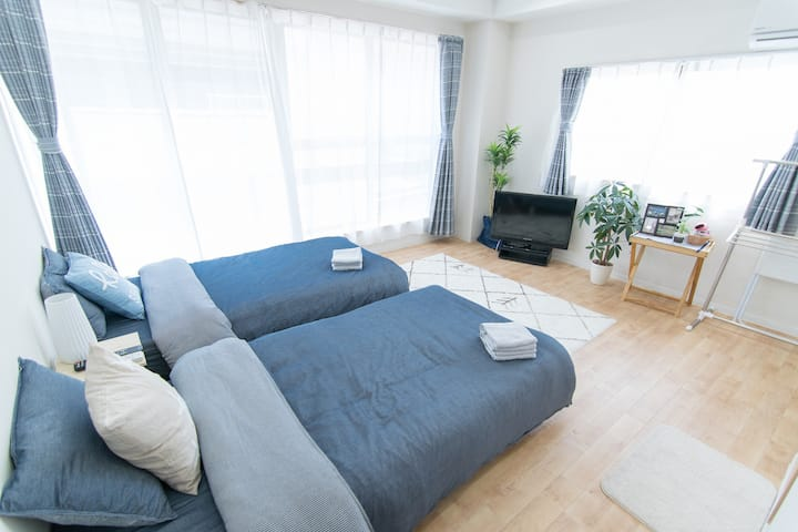 Perfect View~Airport Direct~Near station~NEW302
