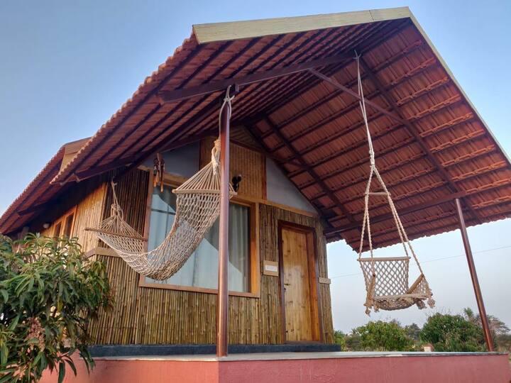 Rivercrest Bamboo cottage