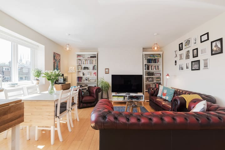 Bright, Charming Apartment in Angel