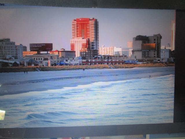 WYNDHAM SKYLINE TOWER ATLANTIC CITY 2 BEDROOM
