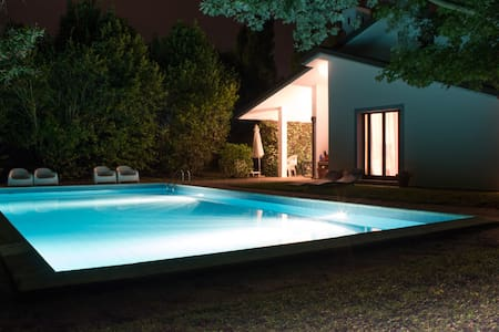 Luxury house with pool - Isola Albarella