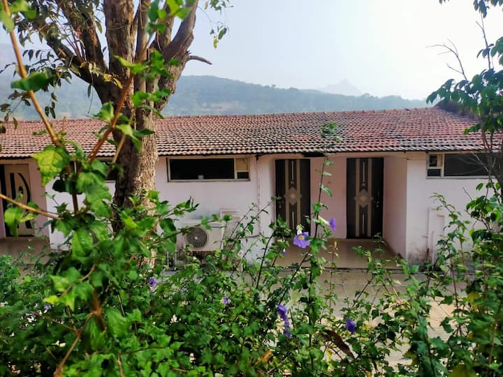 8 AC Rooms With Private Swimming Pool Lonavala