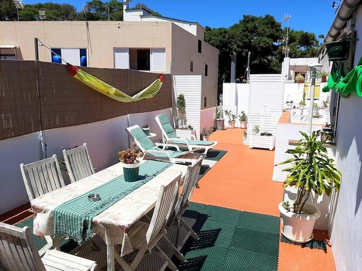 "Al-Cova House, ""Apartamento 1/Teresitas playa"""