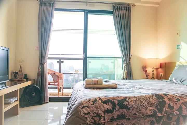 享受慢活。台南。漫漫日租民宿