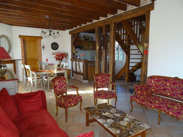 Maison de charme en Sologne - Sennely - House