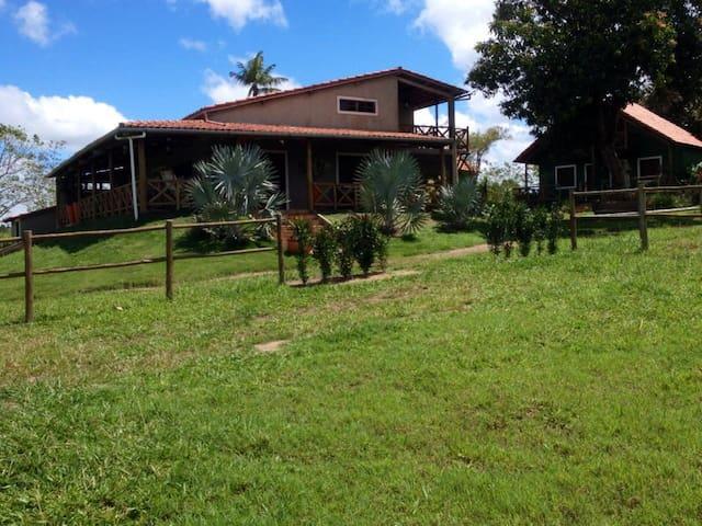 Hotel Fazenda Sao Bernardo - São Gonçalo dos Campos - Pousada