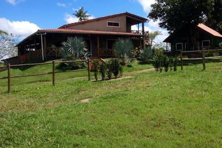 Hotel Fazenda Sao Bernardo - São Gonçalo dos Campos