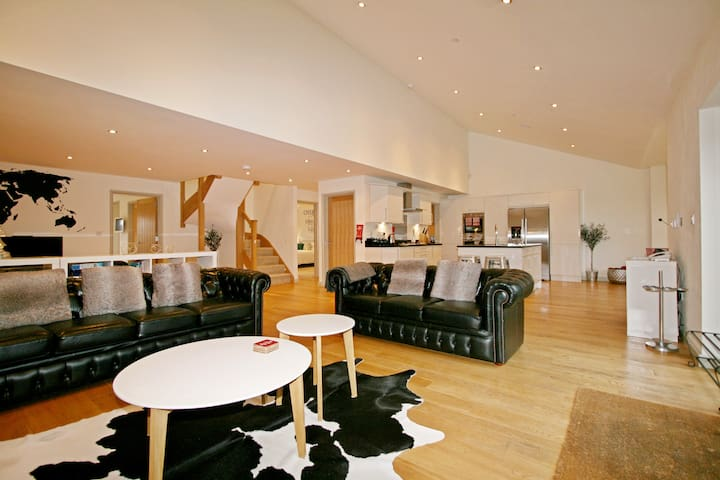 Springfields - luxury self-catering with spa