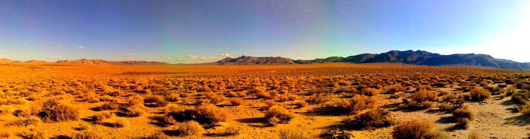 Kern land for Filming or Camping. - Kern/Mojave