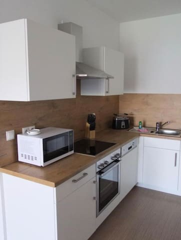 employee flats near paper factory! 1-7 persons